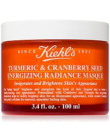 Kiehl's Since 1851 Turmeric & Cranberry Seed Energizing Radiance Masque, 3.4-oz.