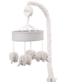 NoJo The Dreamer Collection Elephants Musical Mobile