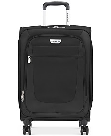 "CLOSEOUT! Ricardo Oceanside 21"" Expandable Carry-On Spinner Suitcase, Created for Macy's"