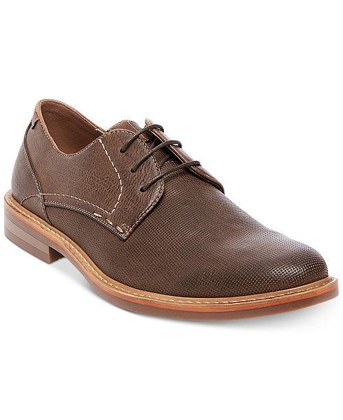 Steve Madden Men's Olivyr Oxfords Men's Shoes H9irta