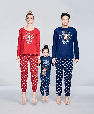 Family Pajamas Moose'd Up Pajama Sets, Created for Macy's