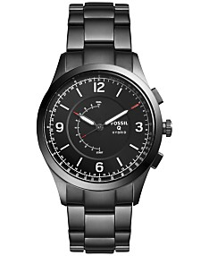 Fossil Smart Watches Macy S