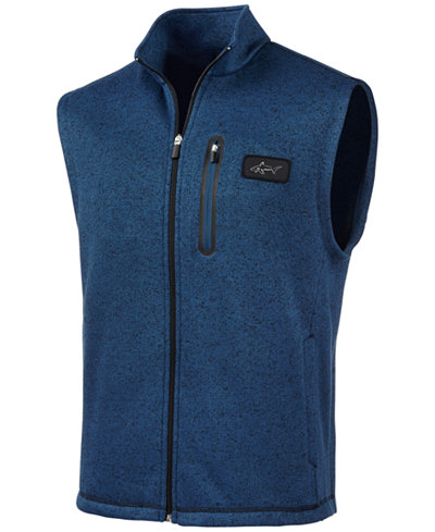 Greg Norman For To Elba Men S Sweater Fleece Vest Created Macy
