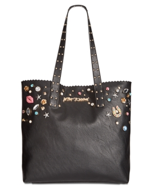Betsey Johnson Pearly...