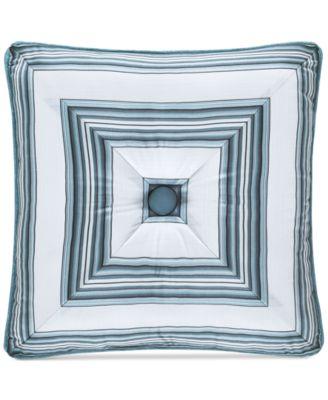 """Atrium Tufted 18"""" Square Decorative Pillow"""