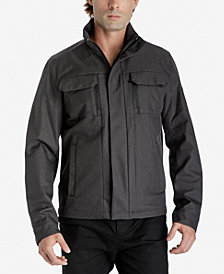 Michael Kors Men's Multi-Seasonal Soft Shell Jacket
