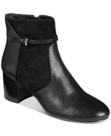 Cole Haan Women's Paulina Grand Buckle Booties