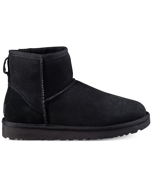 003adfec716 UGG® Women's Classic II Genuine Shearling-Lined Mini Boots & Reviews ...