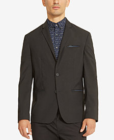 Kenneth Cole Reaction Men's Classic-Fit Stretch Tech Blazer