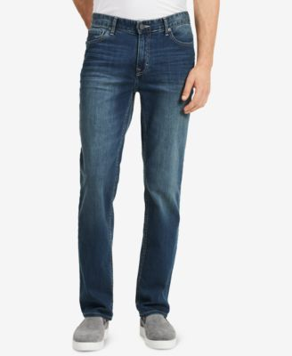 Men's Stretch Straight Fit Jeans