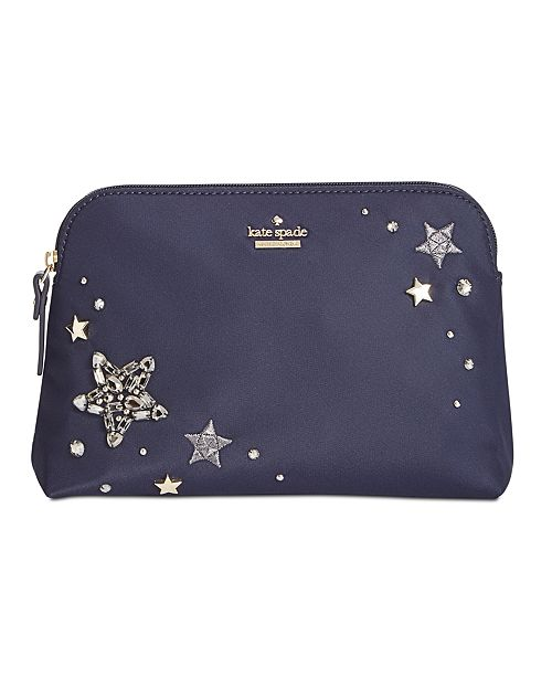 uk availability d2aba 9789c kate spade new york Watson Lane Embellished Small Briley Cosmetic ...
