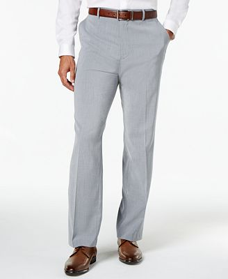 INC International Concepts Menu0026#39;s Light Grey Suit Pants Created For Macyu0026#39;s - Suits U0026 Tuxedos ...