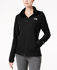 The North Face Hooded Water-Repellent Fleece Jacket