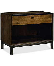 Ashton Open Nightstand
