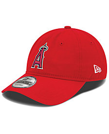 New Era Los Angeles Angels On Field Replica 9TWENTY Cap