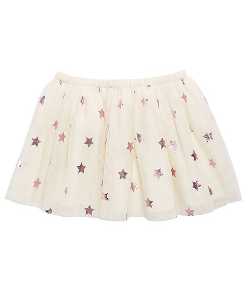Epic Threads Mix and Match Star-Print Tutu Skirt, Little Girls, Created for Macy's