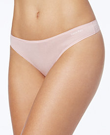 Calvin Klein Cotton Form Thong QD3643