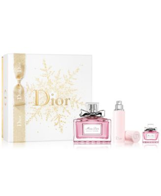 Dior 3-Pc. Miss Dior Absolutely Blooming Gift Set - Shop All ...