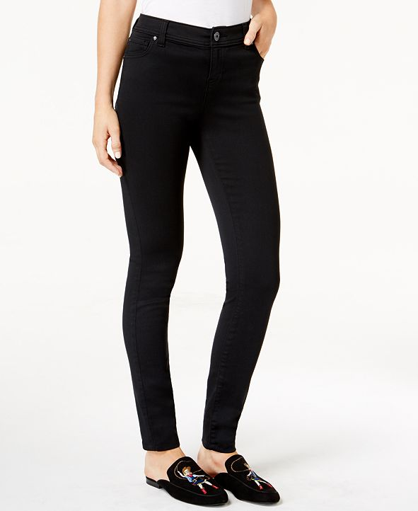INC International Concepts INC Essex Curvy-Fit Stretch Skinny Jeans, Created for Macy's