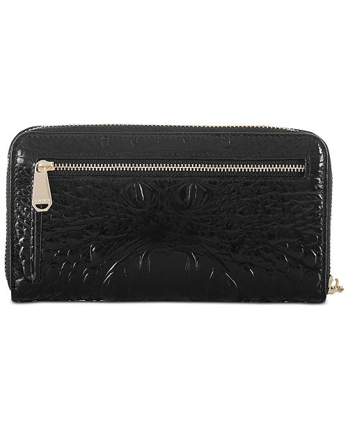 a622d763d0b0 Brahmin Suri Melbourne Embossed Leather Wallet & Reviews - Handbags ...