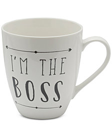 Pfaltzgraff I'm The Boss Mug