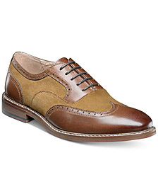Stacy Adams Men's Ansley Wingtip Oxfords