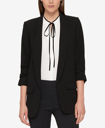 Tommy Hilfiger Easy-Fit Blazer, Created for Macy's
