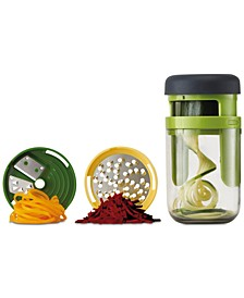 Spiro Three-in-One Spiralizer