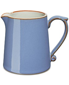 Denby Dinnerware Heritage Fountain Collection Small Jug