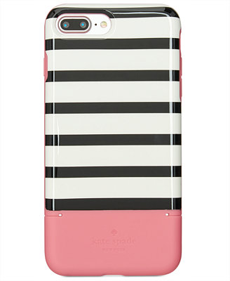 Striped Credit Card I Phone 8 Plus Case by Kate Spade New York