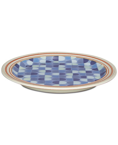 Denby Dinnerware Heritage Fountain Collection Accent Salad Plate