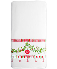 CLOSEOUT! Dena Noelle Cotton Printed Hand Towel