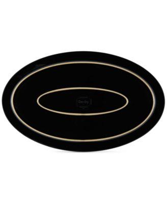 Denby Dinnerware Halo Oval Platter - Dinnerware - Dining u0026 Entertaining - Macyu0027s  sc 1 st  Macyu0027s & Denby Dinnerware Halo Oval Platter - Dinnerware - Dining ...