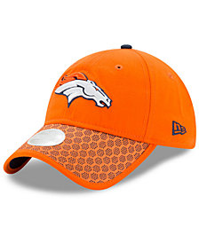 New Era Women's Denver Broncos Sideline 9TWENTY Cap
