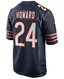 Nike Men's Jordan Howard Chicago Bears Game Jersey