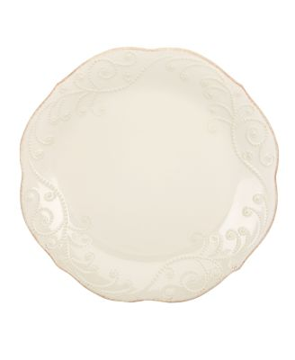 Dinnerware, French Perle Dinner Plate
