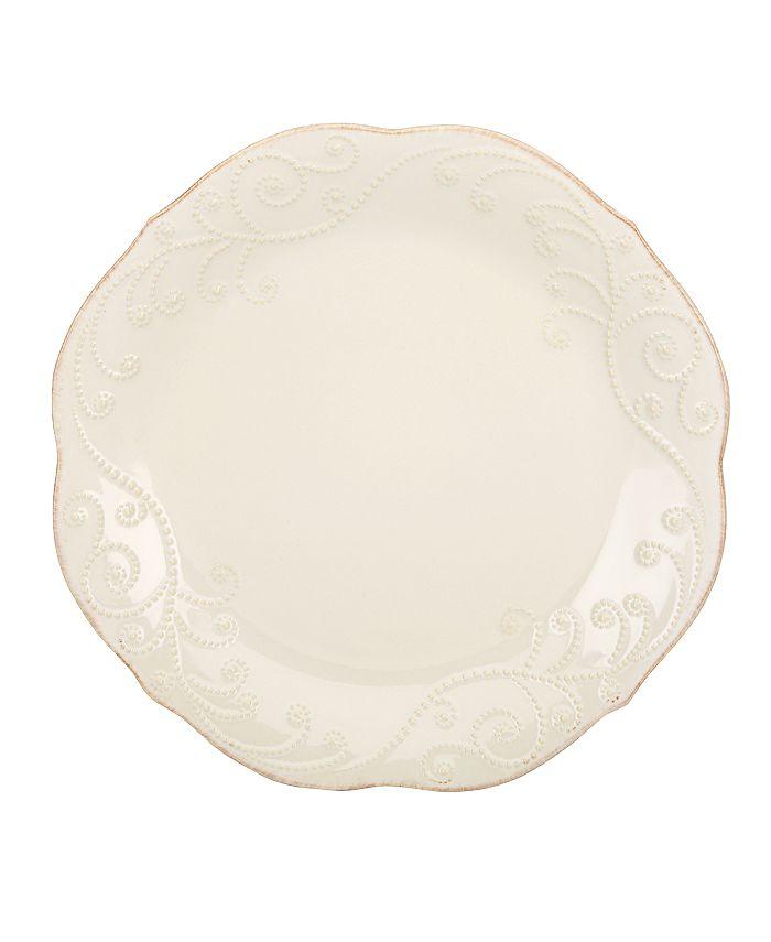 Lenox - French Perle White Dinner Plate