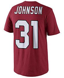 Nike Men's David Johnson Arizona Cardinals Pride Name and Number T-Shirt