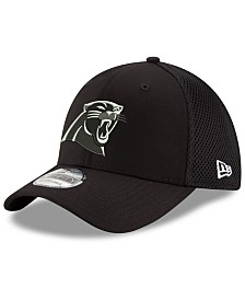 New Era Carolina Panthers Black/White Neo MB 39THIRTY Cap