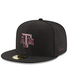 New Era Texas A&M Aggies Shadow 59FIFTY Fitted Cap