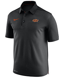 Nike Men's Oklahoma State Cowboys Elite Coaches Polo
