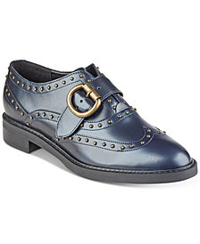 Marc Fisher Bryleigh Studded Oxfords