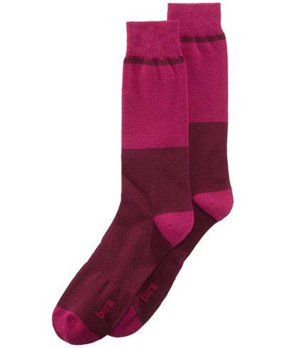 Bar III Men's Colorblocked Socks, Created for Macy's
