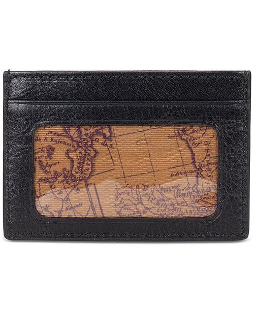 Patricia Nash Men's Slim Leather Card Case