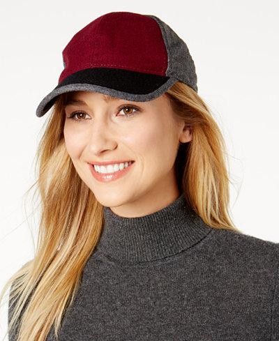 August Hats Colorblock Baseball Cap