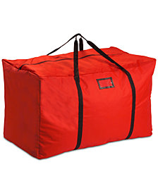 National Tree Company Multi Purpose Large Holiday Storage Bag