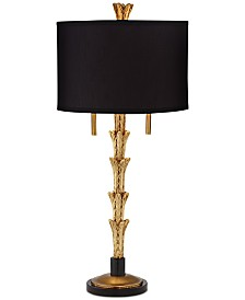 CLOSEOUT! kathy ireland by Pacific Coast Deco Glam Table Lamp