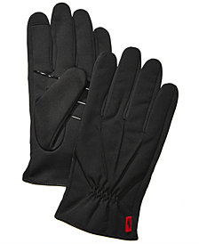Polo Ralph Lauren Men's Soft-Shell Touch Gloves, Created for Macy's