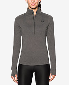 Under Armour Threadborne Half-Zip Training Top