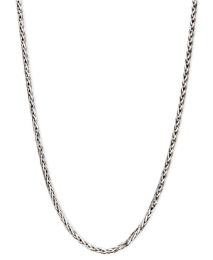 14k White Gold Necklace,...